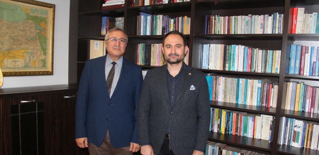 İslam İşbirliği Teşkilatı Gençlik Forumu Yetkililerinin Ziyareti